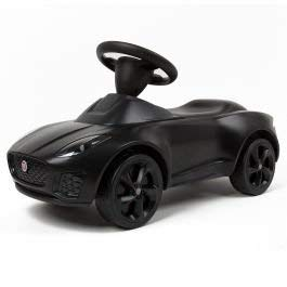 Jaguar Rutschauto Junior Ride Schwarz