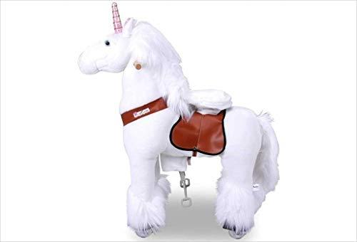Inline Animals by PonyCycle - Einhorn (Größe: medium): Das revolutionäre Kinderfahrzeug auf Inline-Skates