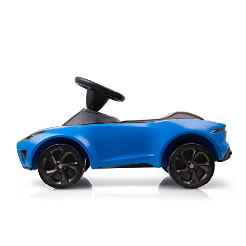 Jaguar Rutschauto Junior Ride Blau