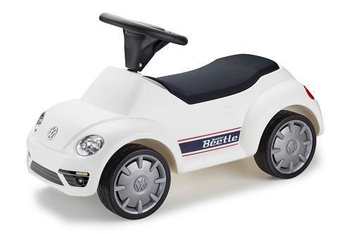 VW Junior Beetle Rutschauto weiß - 5DA087510