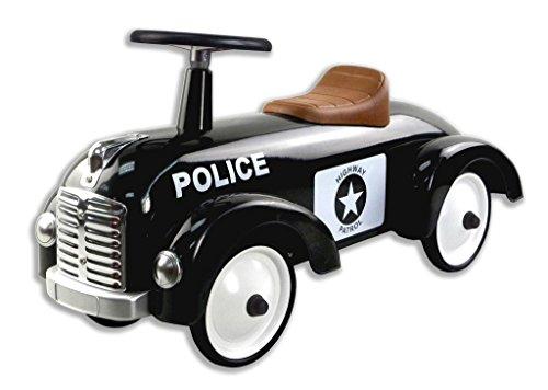 Unbekannt Magni Retro-Rutschauto Polizei