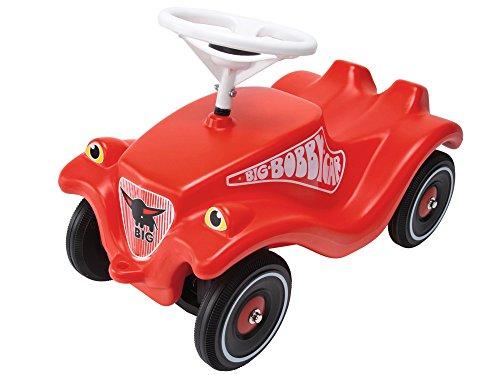 BIG Spielwarenfabrik 800001303 BIG-Bobby-Car-Classic, rot