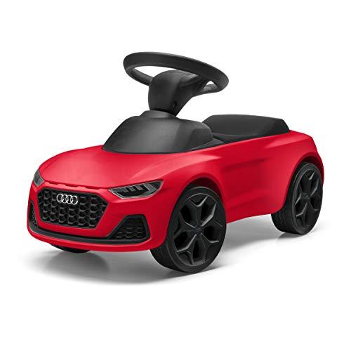 Audi 3201810010 Junior Quattro, Kinder, rot
