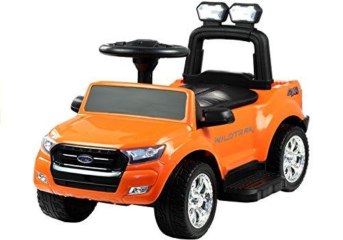 Lean Toys Rutschauto Orange Ford Ranger Wildtrak