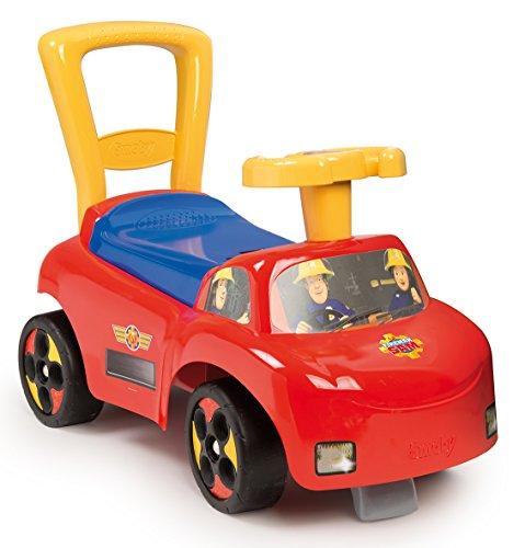 Smoby 720506 - Rutscherfahrzeug, rot