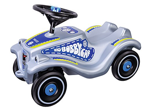 Polizei Bobby Car mit Blaulicht & Sirene