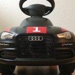 Audi Rutschauto Junior Quattro Motorsport Front