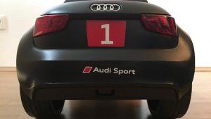 Audi Rutschauto Junior Quattro Motorsport Heck