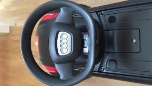 Audi Rutschauto Junior Quattro Motorsport Lenkrad