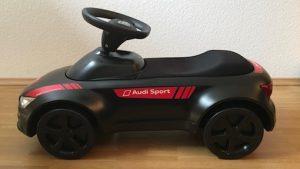 Audi Rutschauto Junior Quattro Motorsport Seitenansicht