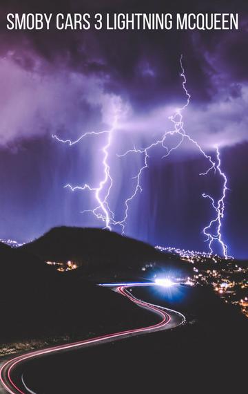 Smoby Cars 3 Lightning McQueen Rutschauto
