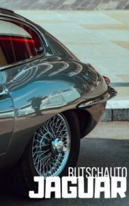 Jaguar Luxus-Rutschauto