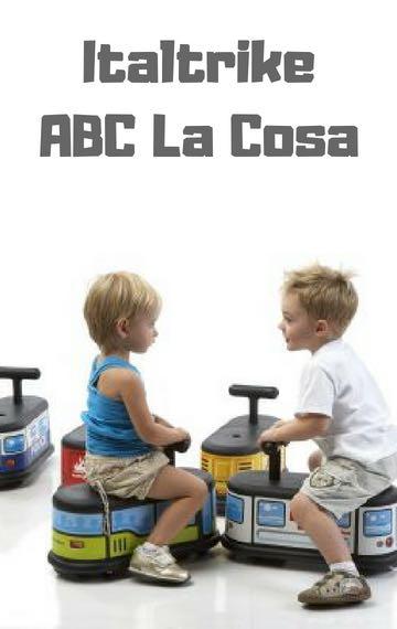 Italtrike ABC La Cosa Rutscher
