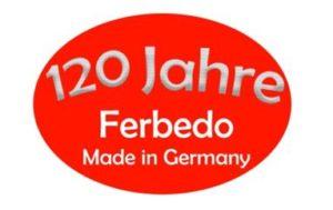 FERBEDO produziert seit 120 Jahren in Deutschland